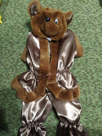 Аренда костюм медведя медвежонка ведмедика