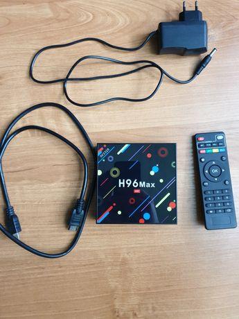 H96 MAX 4\32 Android TV Box