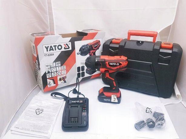 Гайковерт ударный аккумуляторный YATO YT-82804 Оригинал!