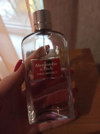 Парфюмированная вода - Abercrombie & Fitch first instinct 50ml