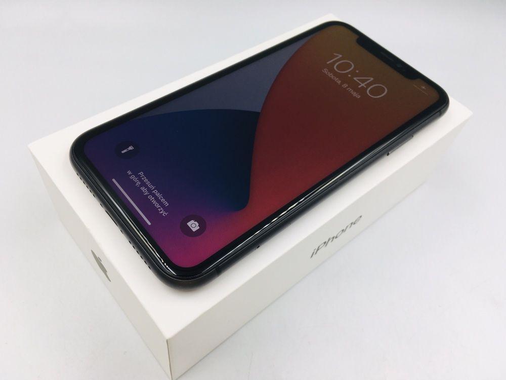 iPhone 11 64GB BLACK • GWAR 12 msc • DARMOWA wysyłka • FAKTURA