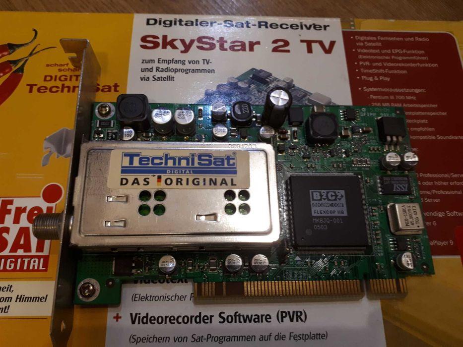 Продам DVB карту Sky Star 2 от Technisat Харьков - изображение 1