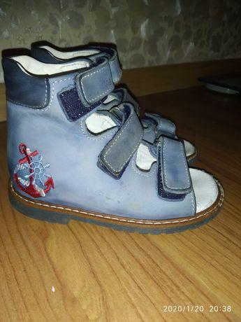 Ортопедические сандали боссоножки 4RestOrto 16см