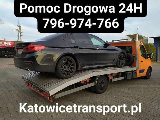 AUTOPOMOC Osobowe/DOSTAWCZE Pomoc Drogowa TANIO Laweta Holowanie 24H