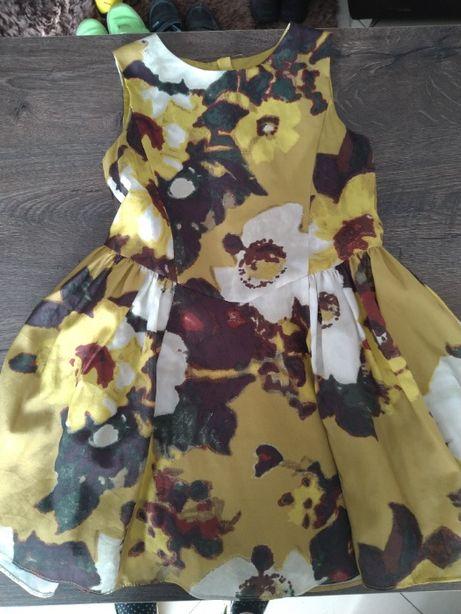 Sukienka piękna dla księżniczki 98-104