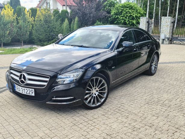 Mercedes cls 350 4-matik możliwa zamiana na Ml lub bmw x6