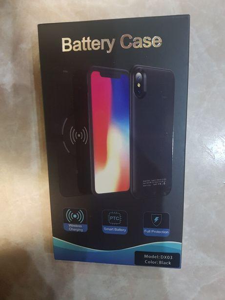 Чехол-батарея apple iphone X battery case