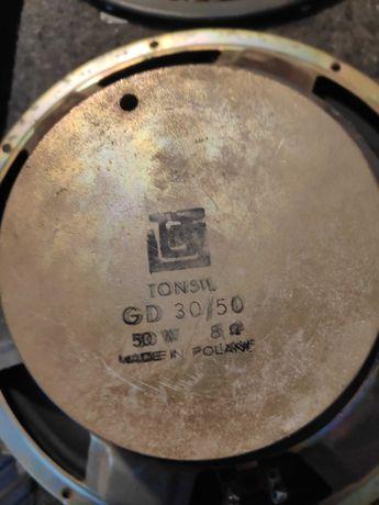 Głośniki Tonsil  GD 50W 30W