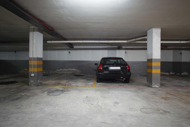 Estacionamento Avenida Central de Gandra