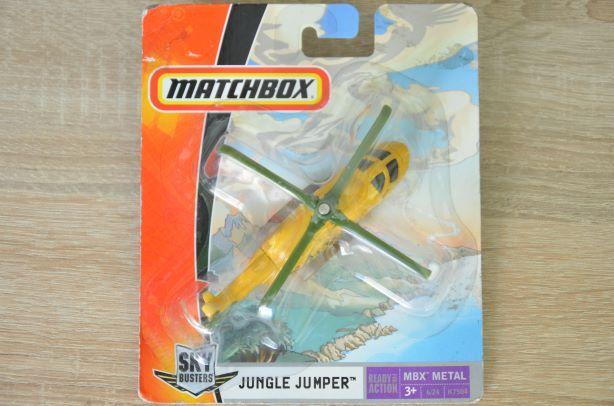 MATCHBOX Jungle Jumper