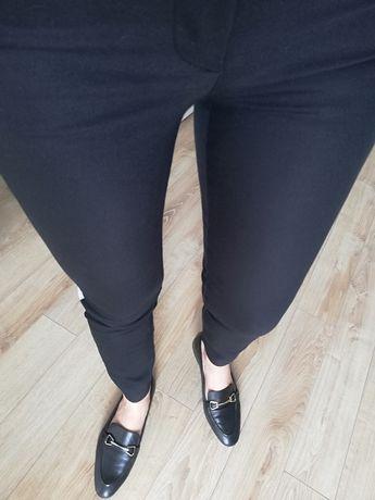 Spodnie Zara z lampasami rozm XS