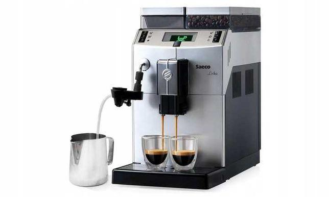 Кофемашина Saeco Lirika Plus Cappuccino Silver RI9841/01