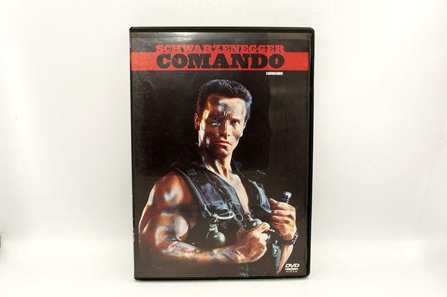 Filme de 1985 em DVD com Arnold Schwarzenegger