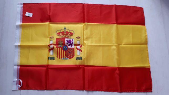 Прапор Іспанії. Новий в упаковці