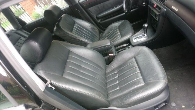 Fotele Skórzane Skóra Audi A6 C5 Kombi