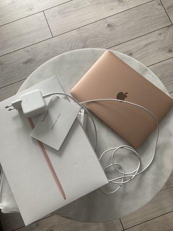 Macbook model a1534 złoty okazja