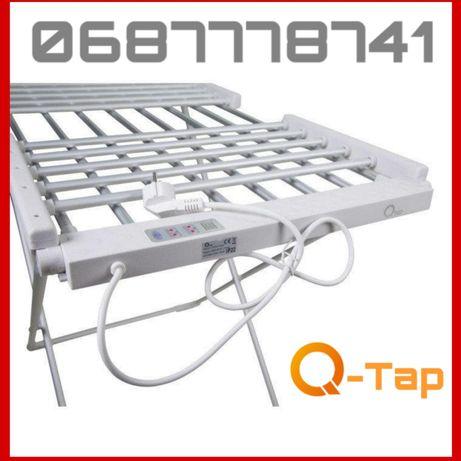 Электросушилка Q-tap.Сушилка для белья электрическая с регулятором .