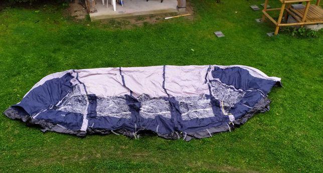 Namiot przedsionek do przyczepy kampingowej