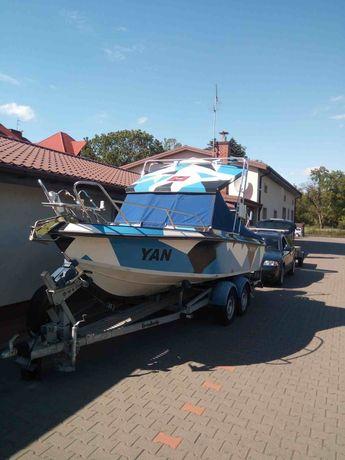 Łódź wędkarska, motorówka, jacht, motorowa Regal Countess 180 OKAZJA!