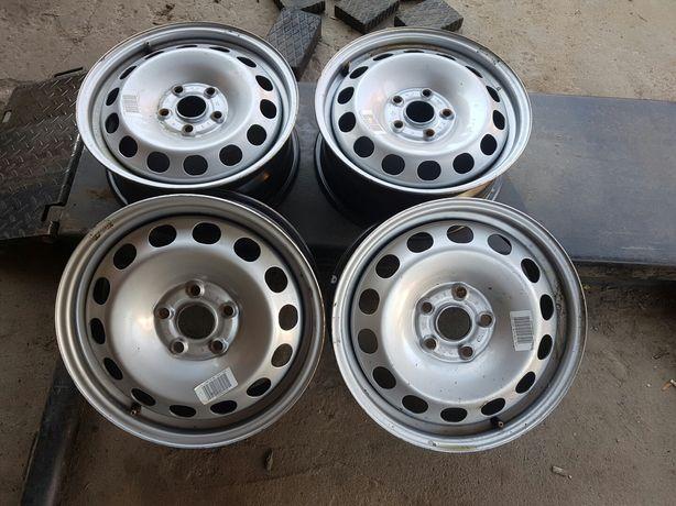 Felgi Stalowe WV Caddy R16 5x112 ET50 6J