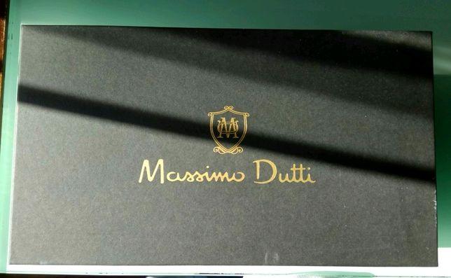 Sapatos Massimo Dutti Limited Edition