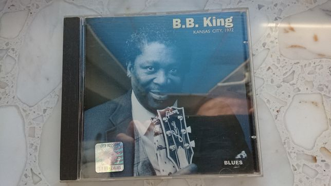 CD B.B. KING KANSAS CITY 1972 /edycja 1997 Altaya/ blues