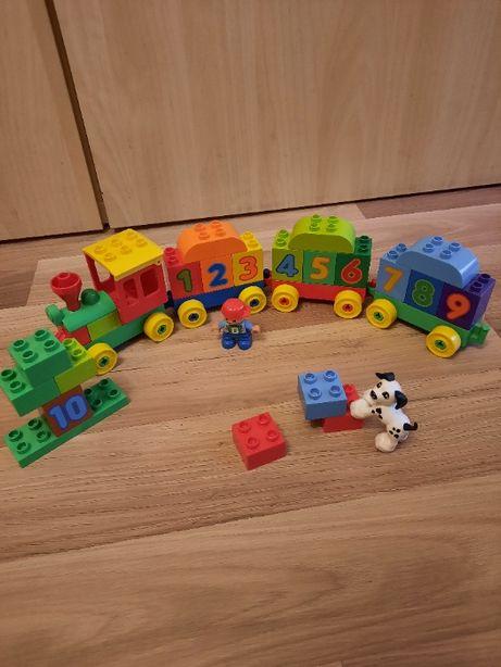 Lego Duplo nr 10558 Pociąg z cyferkami