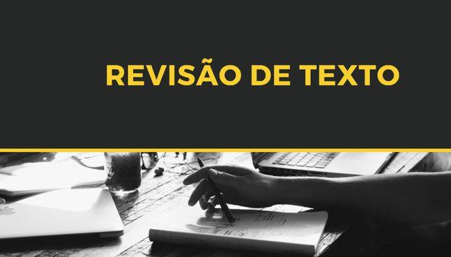Revisão de texto: teses, dissertações, monografias, ensaios…