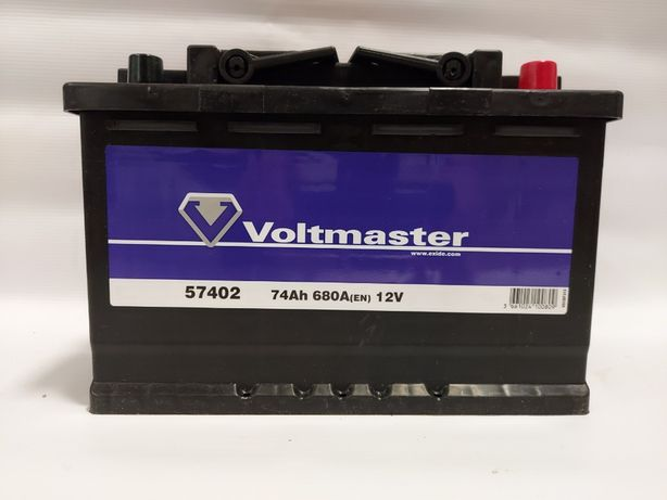 Akumulator 12V VOLTMASTER 74 AH 680A