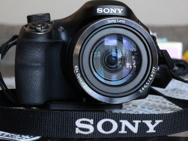 Aparat cyfrowy Sony Dsc-h400 63x megazoom