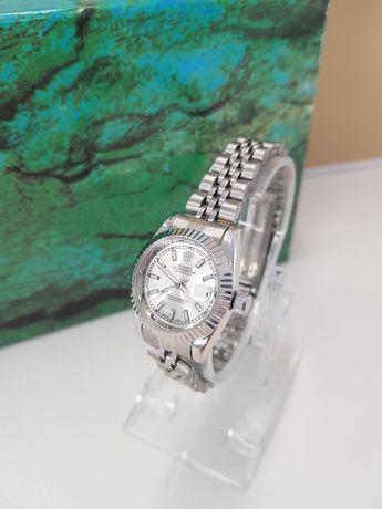 Zegarek Damski Rolex Datejust srebrny 26mm POLECAM