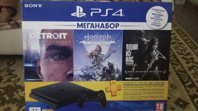 PS4 остання ревізія, 1терабайт,з рук в руки.