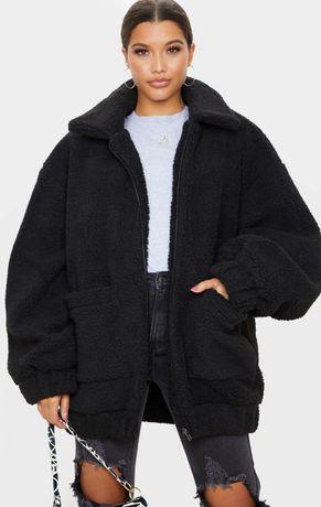 Пальто, куртка prettylittlething  xs-m в стиле  very over size  осень/