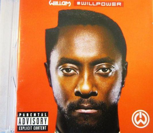 "will.i.am - CD ""#willpower"""