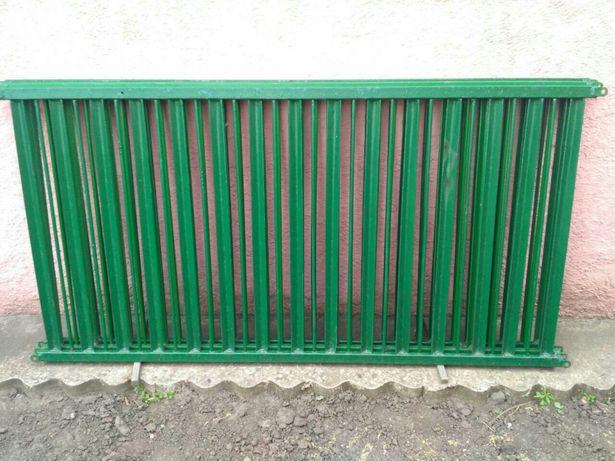 Забор металлический+столбики