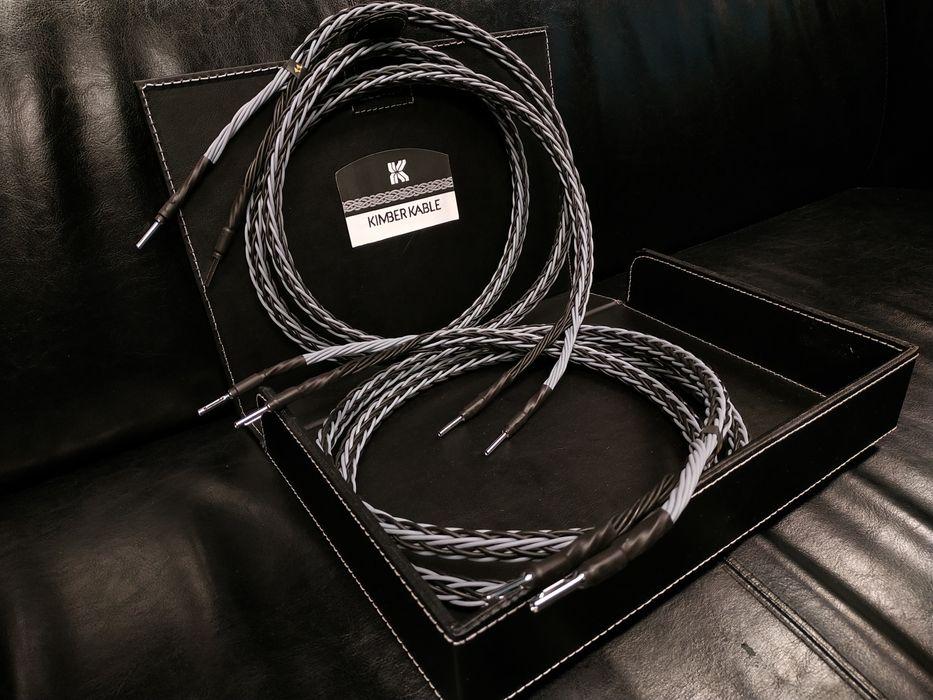 Kimber Kable 8VS kabel głośnikowy Konfekcja Trans Audio Hi-Fi