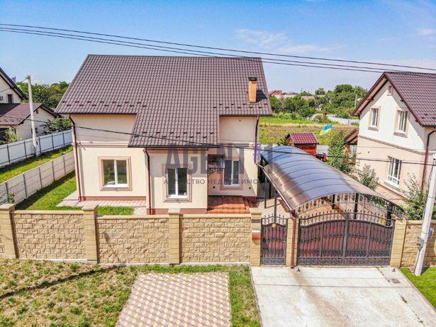 Продается дом 189 кв.м. в с. Петропавловская Борщаговка,