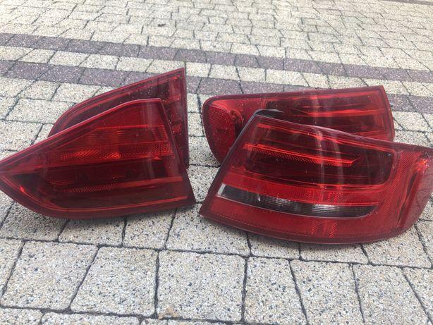 Komplet lamp AUDI A4 B8 oryginał