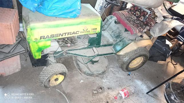 Witam sprzedam traktorek kosiarke