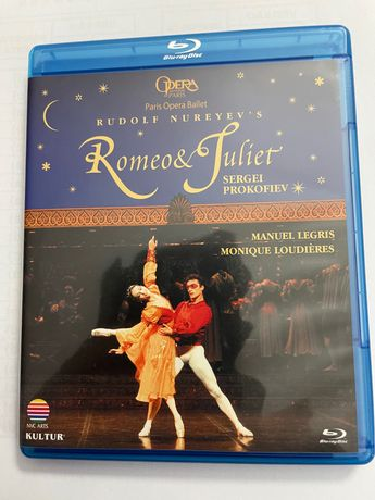 Romeu e Julieta - Ballet (Blu-ray)