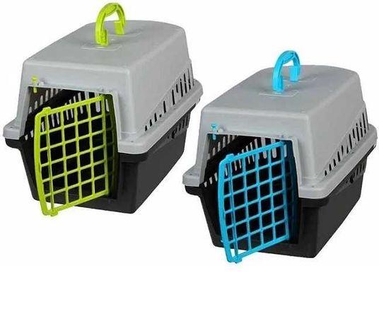 PROMOCJA Transporter dla kota psa królika 50x33x32cm 2 kolory