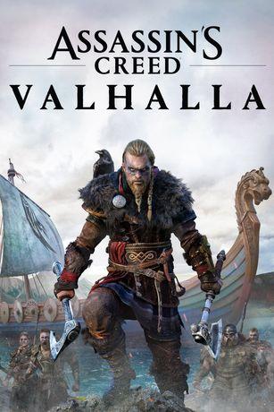 Assassins creed Valhalla + Watch dogs legion