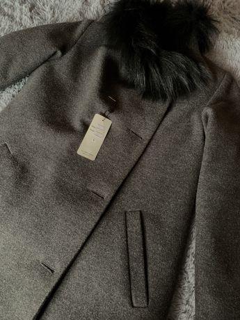 Нове зимове пальто за пів ціни
