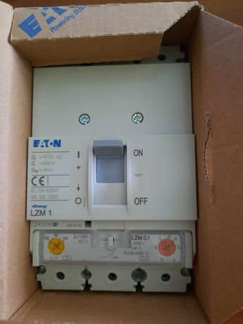 Силовой автомат Eaton LZMC1-A100-I