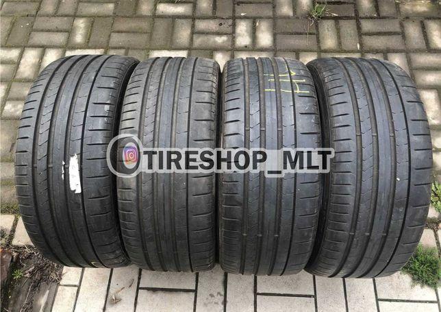 Летняя резина шины PIRELLI 235/35R19 PZ4. Идеальное состояние.