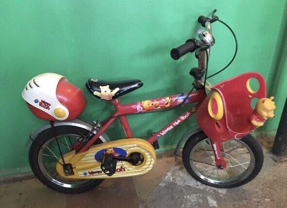 Велосипед детский Geoby двухколесный