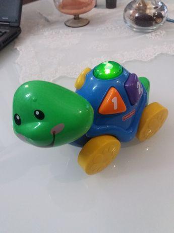 Żółwik grający Fisher Price