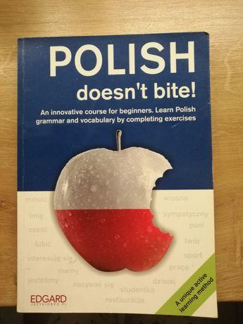 Polish doesn't bite super stan nieuzywana
