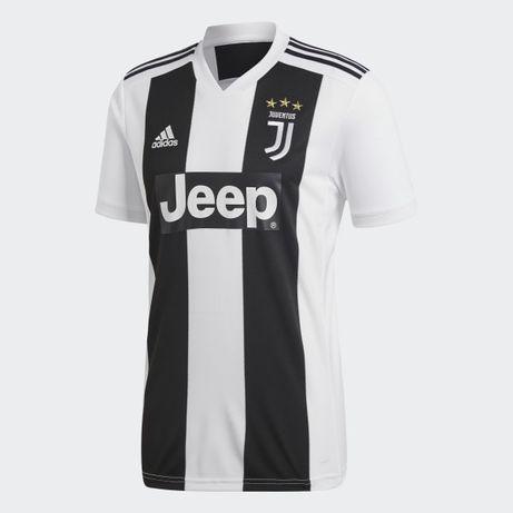 Camisola Juventus 18/19 original com talão de loja e etiquetas L