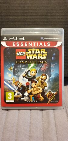 Gra LEGO Star Wars the Complete Saga PS3